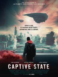 sortie dvd  Captive State