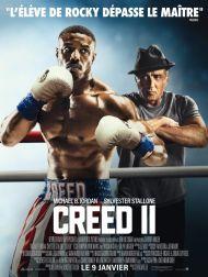 sortie dvd  Creed II