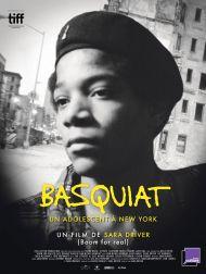 sortie dvd  Basquiat