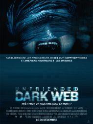sortie dvd  Unfriended: Dark Web