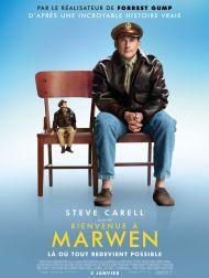 sortie dvd  Bienvenue à Marwen