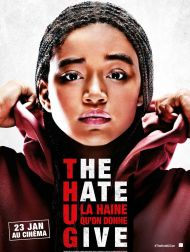 sortie dvd  The Hate U Give - La Haine Qu'on Donne
