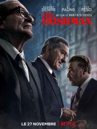 sortie dvd  The Irishman