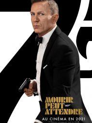 sortie dvd  Mourir Peut Attendre (James Bond 25)