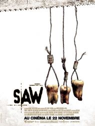 sortie dvd  Saw 3