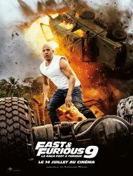 sortie dvd  Fast & Furious 9