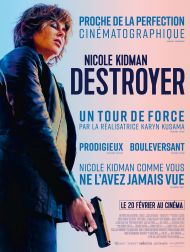 sortie dvd  Destroyer