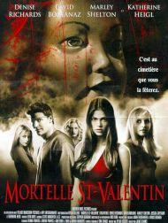 sortie dvd  Mortelle St-Valentin