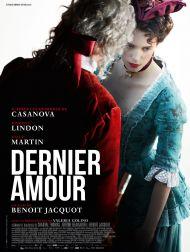 sortie dvd  Dernier Amour