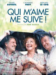 sortie dvd  Qui M'aime Me Suive !