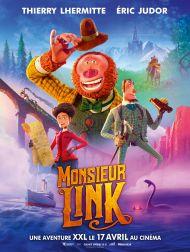sortie dvd  Monsieur Link