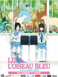 sortie dvd  Liz & L'oiseau Bleu
