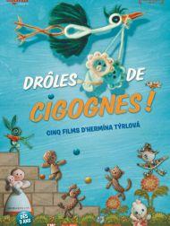 sortie dvd  Drôles De Cigognes !