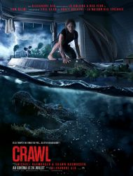 sortie dvd  Crawl