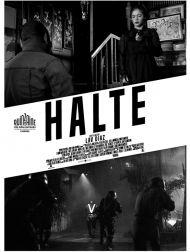 sortie dvd  Halte