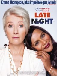 sortie dvd  Late Night