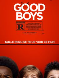 sortie dvd  Good Boys