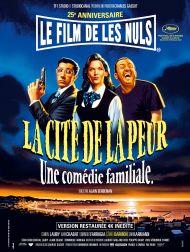 sortie dvd  La Cité De La Peur