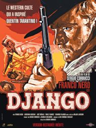 sortie dvd  Django