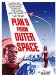 sortie dvd  Plan 9