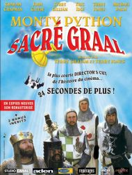 sortie dvd  Monty Python, Sacré Graal