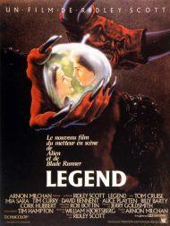 sortie dvd  Legend