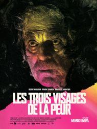 sortie dvd  Les Trois Visages De La Peur