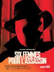 sortie dvd  Six Femmes Pour L'assassin