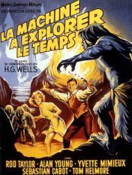 sortie dvd  La Machine à Explorer Le Temps