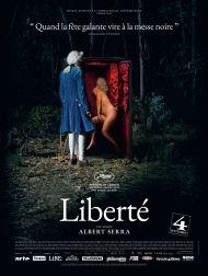 sortie dvd  Liberté
