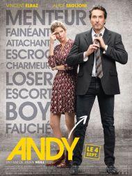 sortie dvd  Andy