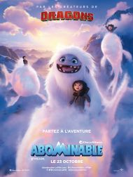 sortie dvd  Abominable (2019)