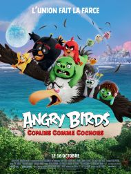 sortie dvd  Angry Birds : Copains Comme Cochons