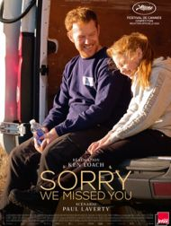 sortie dvd  Sorry We Missed You