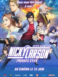 sortie dvd  Nicky Larson Private Eyes