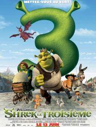 sortie dvd  Shrek 3