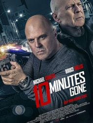 sortie dvd  10 Minutes Gone