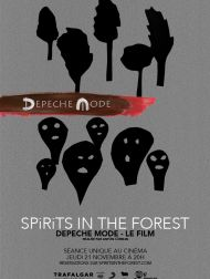 sortie dvd  Depeche Mode: Spirits In The Forest