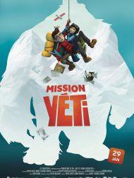 sortie dvd  Mission Yéti