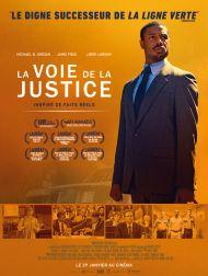 sortie dvd  La Voie De La Justice