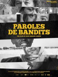 sortie dvd  Paroles De Bandits
