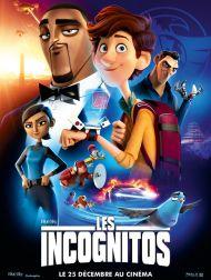 sortie dvd  Les Incognitos