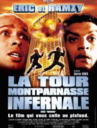 sortie dvd  La Tour Montparnasse Infernale