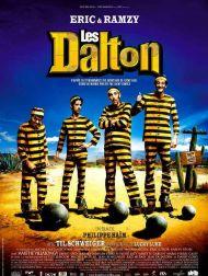 sortie dvd  Les Dalton