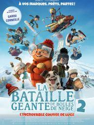 sortie dvd  La Bataille Géante De Boules De Neige 2