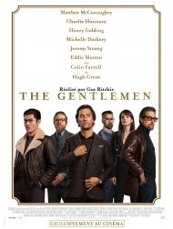sortie dvd	  The Gentlemen