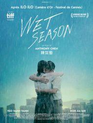 sortie dvd  Wet Season