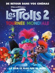 sortie dvd  Les Trolls 2 : Tournée Mondiale