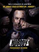 Nobody DVD et Blu-Ray