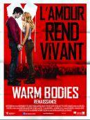 Warm Bodies DVD et Blu-Ray
